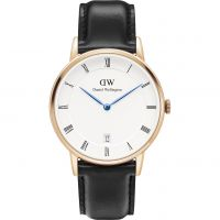 Herren Daniel Wellington Dapper 34mm Sheffield Uhr
