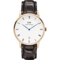 Ladies Daniel Wellington Dapper 34mm York Watch