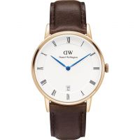 Damen Daniel Wellington Dapper 34mm Bristol Watch DW00100094