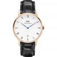 Damen Daniel Wellington Dapper 34mm Reading Uhren