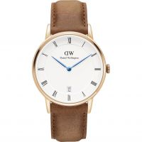 Mens Daniel Wellington Dapper 34mm Durham Watch
