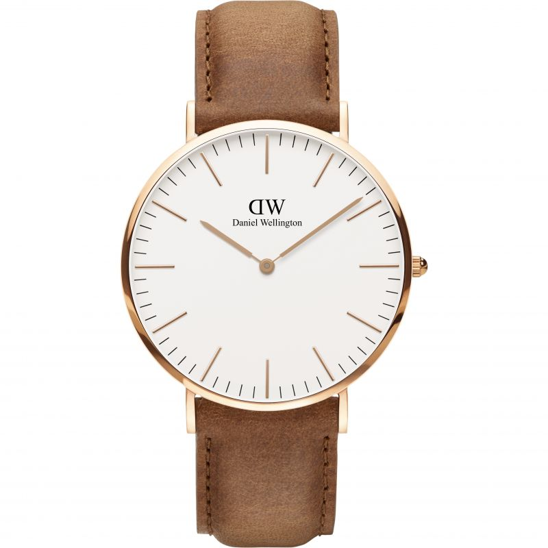 homme Daniel Wellington Classic 40mm Durham Watch DW00100109