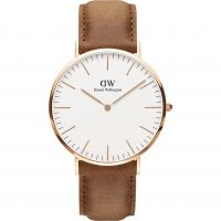 Mens Daniel Wellington Classic 40mm Durham Watch