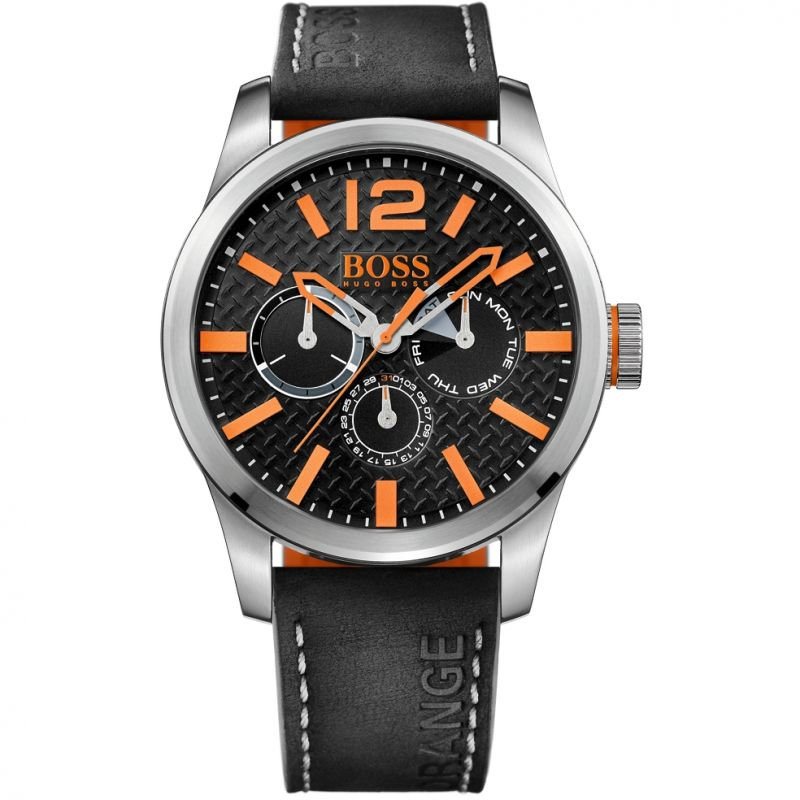 homme Hugo Boss Orange Paris Watch 1513228