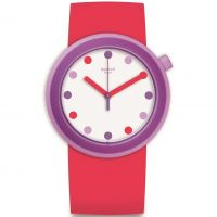Damen Swatch Pop-Alicious Uhr