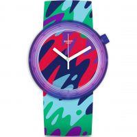 femme Swatch Pop-Thusiasm Watch PNP101