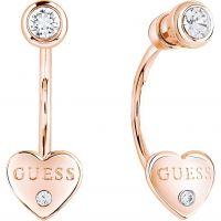 femme Guess Jewellery Guessy Earrings Watch UBE82006